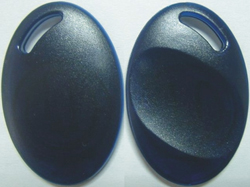ABS 50x34mm Keyfob - Mifare Desfire Key Fob
