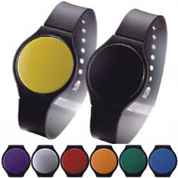 ABS PVC Watchband - NTAG203 Wristband