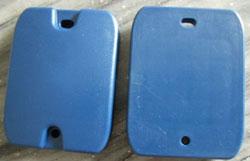 High Temperature UHF RFID Tag - Ceramic Metal Mount Tag