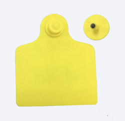 ISO 11784 & 11785 Cattle Ear Tags RFID