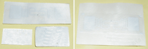 Nylon Garment Laundry RFID Labels
