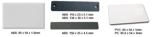 PC UHF RFID Hard Tags