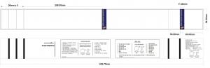 Paper Baggage Tag - RFID Airport Baggage Tracking