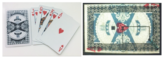 RFID Playing Cards