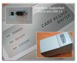 OTR850 - ISO14443A Thermal Rewritable Card Printer