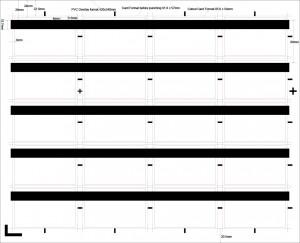 orangeTags RFID Prelam 4 x 5 Specification