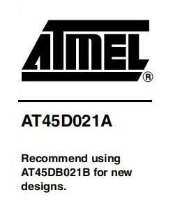 AT45D021A