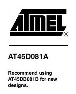 AT45D081A