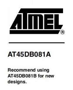 AT45DB081A